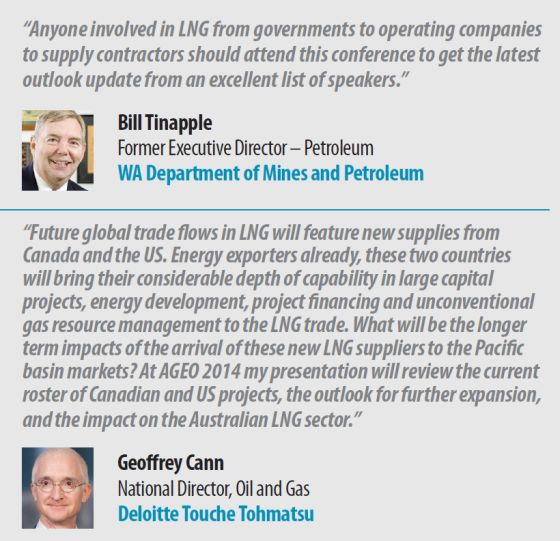 Why attend Gas Export and LNG conference