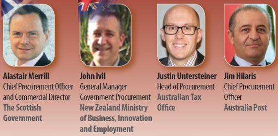 Procurement Managers from the Australian Tax Office and Australia Post to speak at Government Procurement conference in Canberra in November 2014
