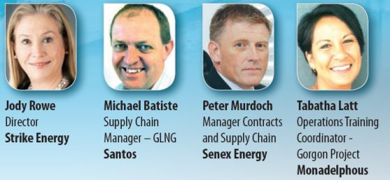 Oil and Gas Procurement Leaders Forum Brisbane Australia 2015
