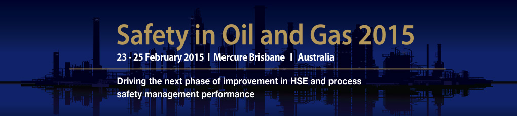 safety in oil and gas 2015 conference brisbane february