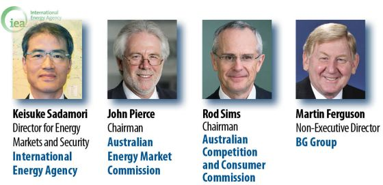 Eastern Australias Energy Markets Outlook 2015 conference Sydney September speakers from Australian Energy Market Commission Australian Competition and Consumer Commission Department of Industry and CSEnergy
