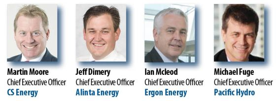 Eastern Australias Energy Markets Outlook 2015 conference Sydney September speakers from Alinta Energy Ergon Energy Central Petroleum Pacific Hydro