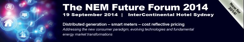 The NEM Future Forum conference sydney 2014